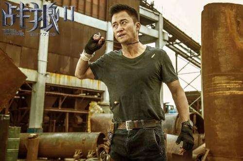 《Wolf Warriors 2》and military watch