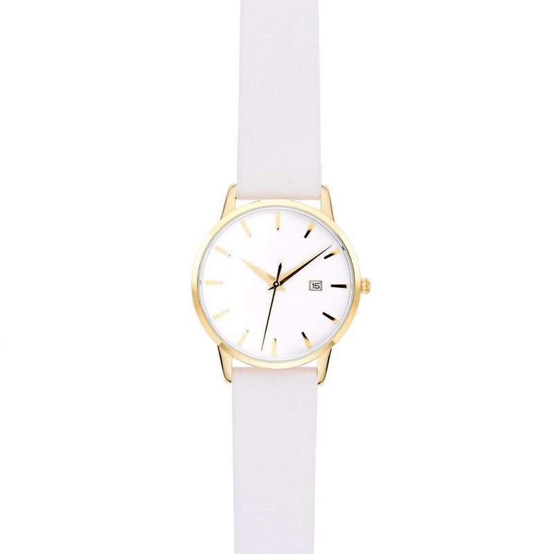 GF-7003 White Watches For Women Custom Your LOGO