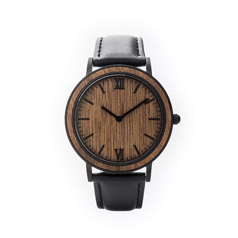 GW-7003 2017 New Model Wood Watch Custom LOGO