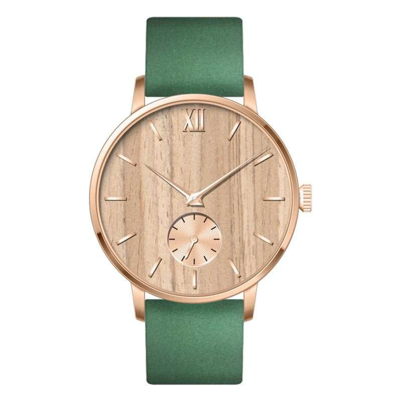 Wooden Watch Suppliers GW-7001 Custom All Kinds Of Wood Watches From Giant Watch Factory