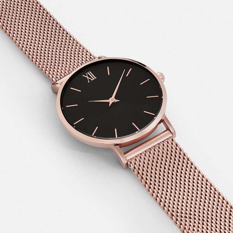 GM-7019 Nice Gold Watches For Men Custom LOGO
