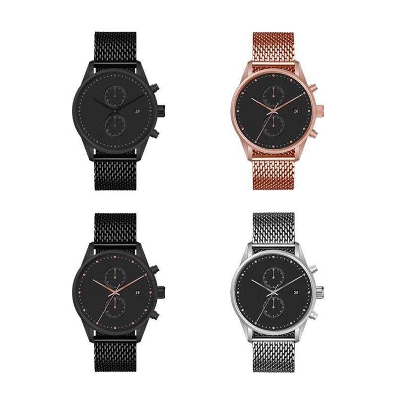 GM-7024 Rose Gold Men Watches Custom LOGO