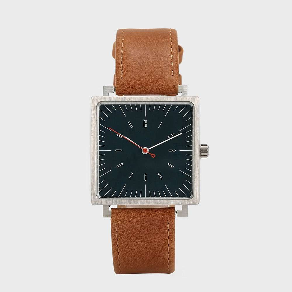 GM-7026 Mens Square Watches Custom LOGO