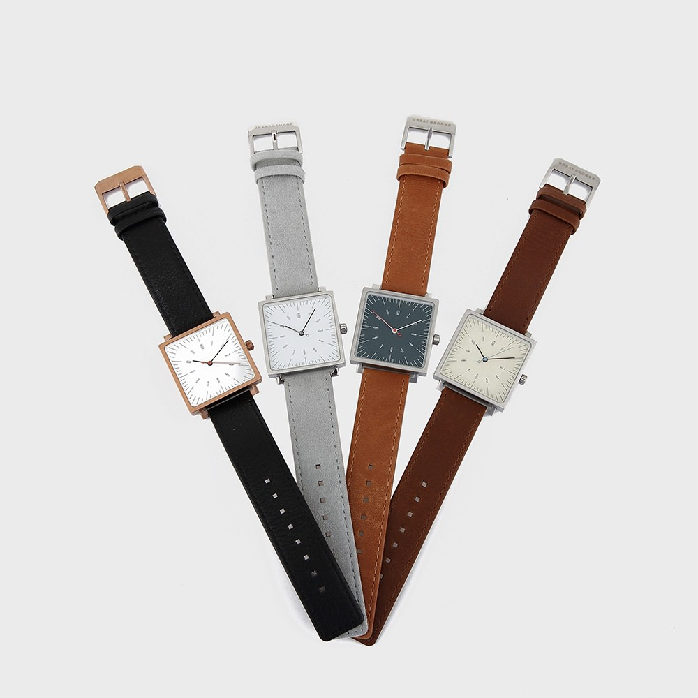 Mens Square Watches