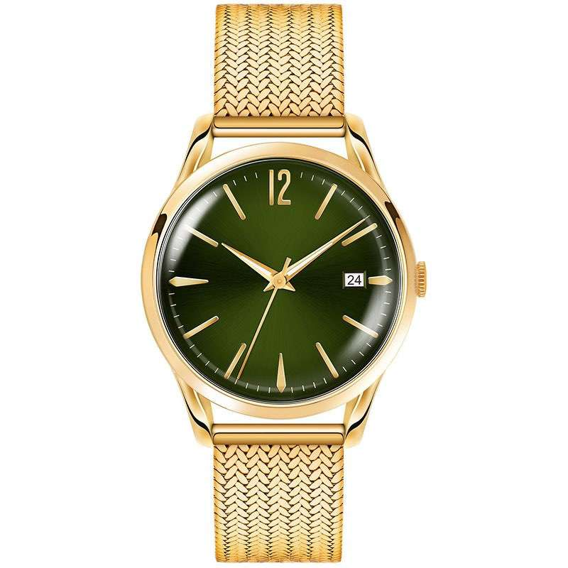 GF-7017 Mesh Strap Watch Women Custom LOGO