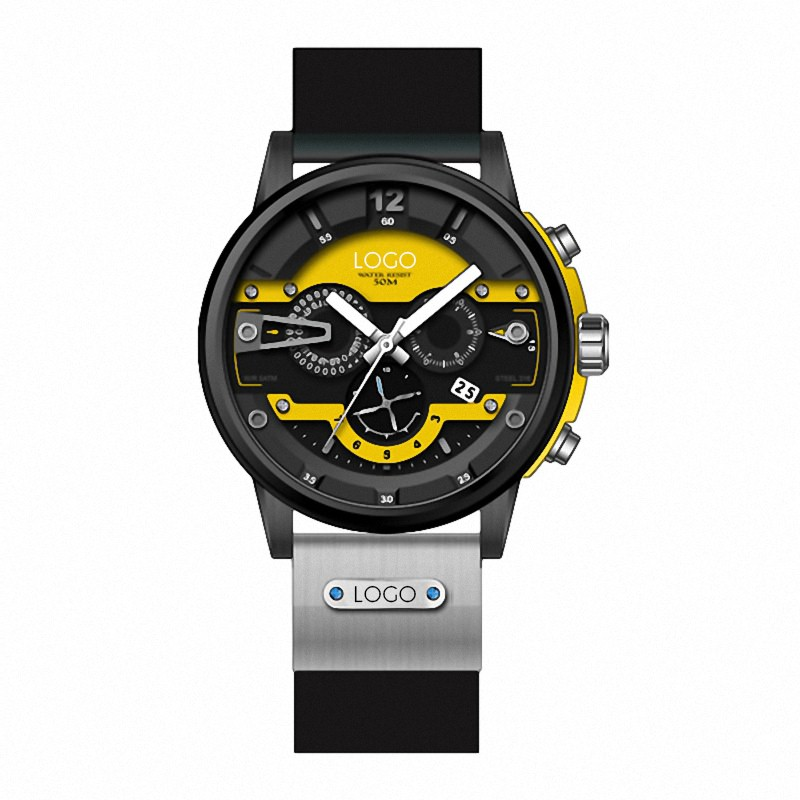 GM-7036 Big Mens Watches Custom Logo