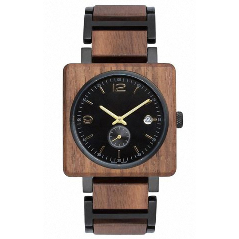 Steel Wood Watches