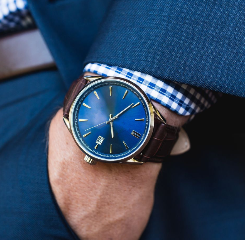 Men's Watch Mesh Strap GM-8011 Top Watch Manufactuer Watches Suppliers