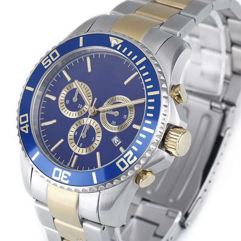 Chronograph Watches for Men CM-8006 Customize Chinese Watches Factory