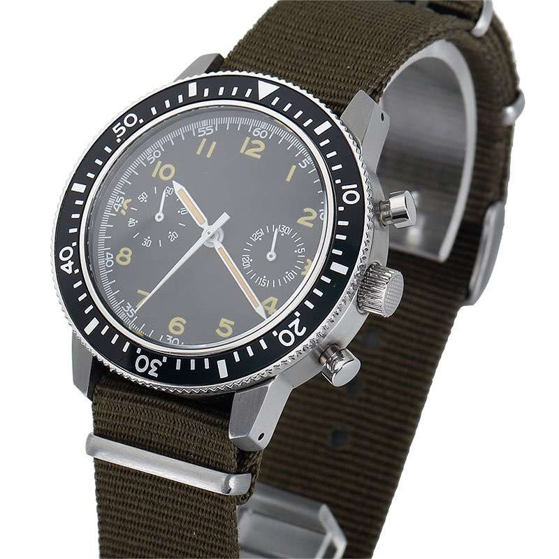 Chronograph Watch Men CM-8013 Customize Watch Top One Manufacturer of Chronograph in China