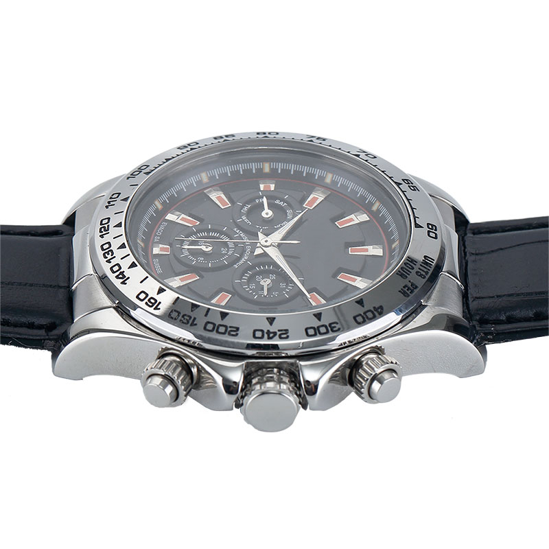 Chronograph Watch  Men CM-8015 Customize Watch Top One Manufacturer of Chronograph in China