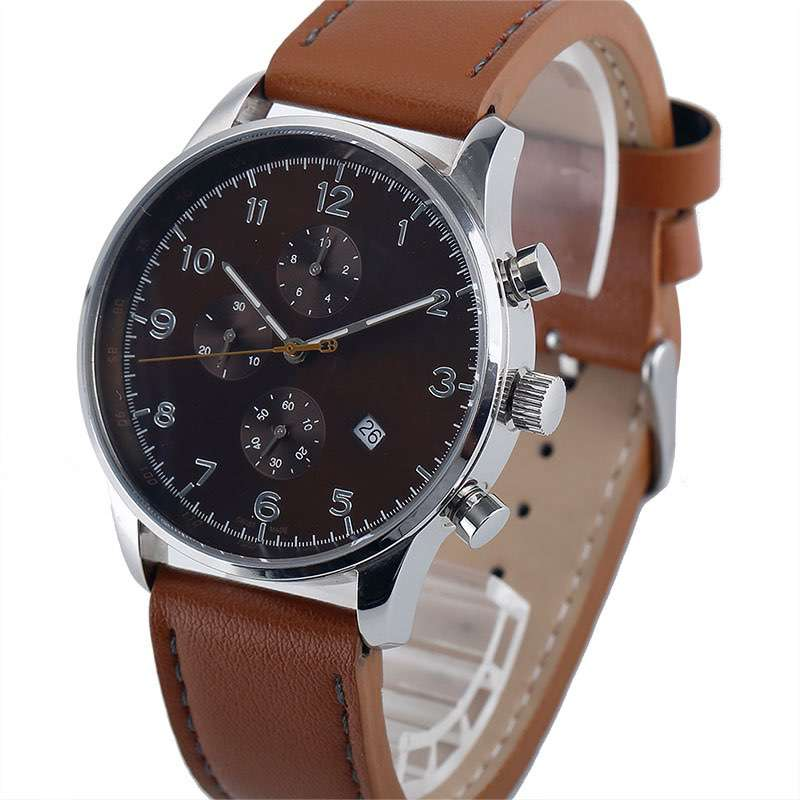 Chronograph Watch  Men CM-8014 Customize Watches for Men Top One Manufacturer of Chronograph in China