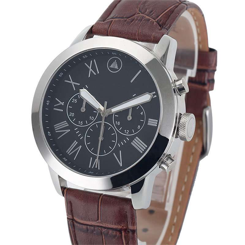 Chronograph Watch Men CM-8019 Custom Watch Top One Watch Manufacturer of Chronograph China