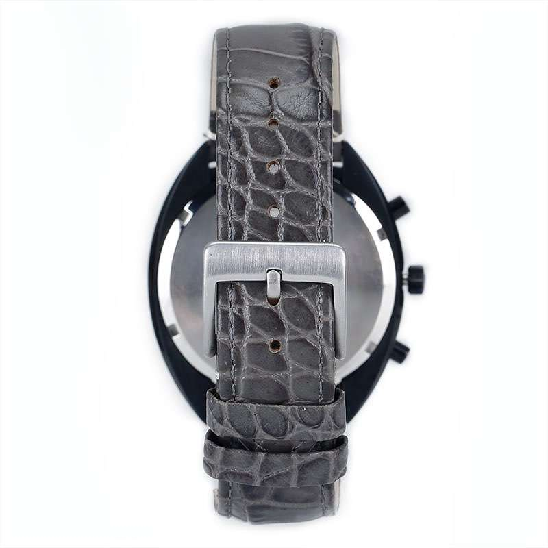 Chronograph Leather Band Watch for Men CM-8011/V2 Customize Top One  Manufacturer of Chronograph in China
