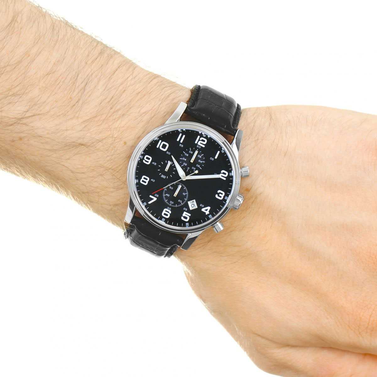Chronograph Watch Men CM-8025 Customize Watch Top One Watch Manufacturer of Chronograph China