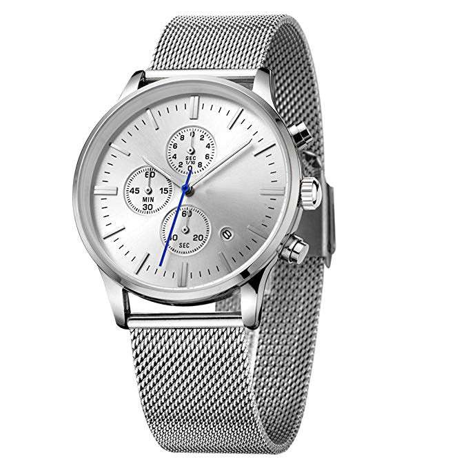 Chronograph Watch Men CM-8026 Customize Watch Top One Watch Manufacturer of Chronograph China