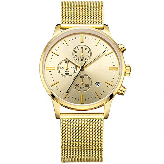 Chronograph Watch Men CM-8028 Customize Watch Top One Watch Manufacturer of Chronograph China