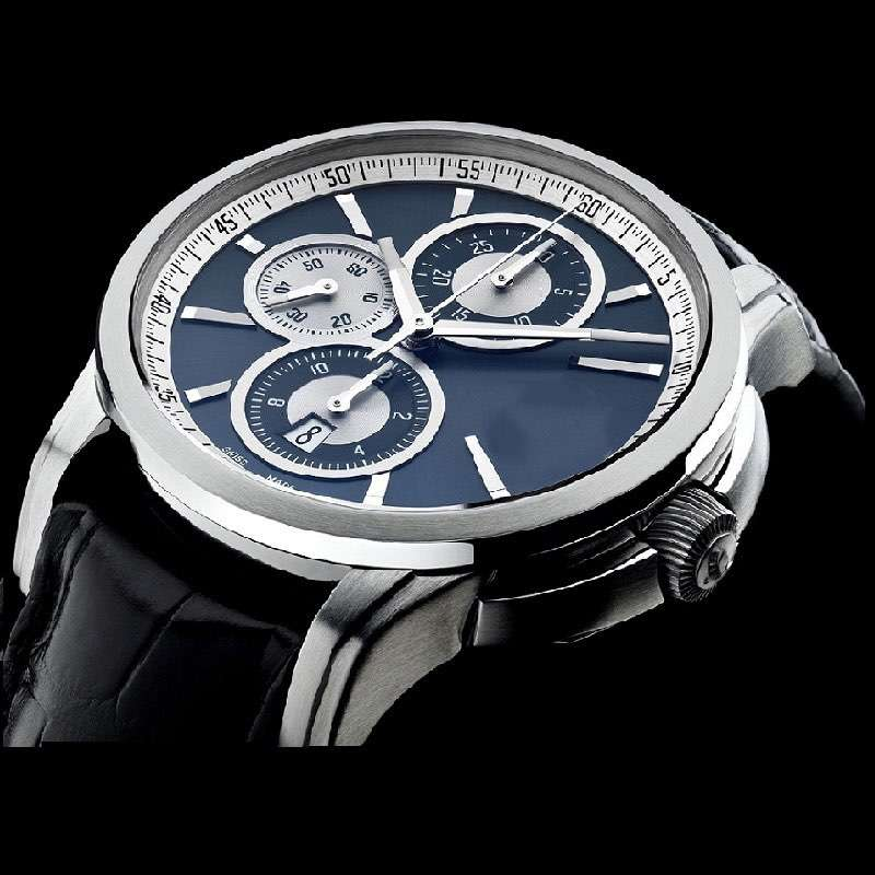How can stainless steel watch have rust spots?