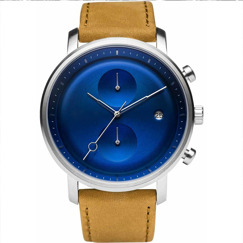 GM-200502 Mens Watches Luxury Style Custom Logo Top Watch Suppliers Shenzhen