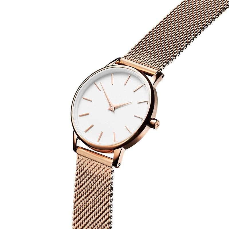 GF-200505 Woman Watches Custom Your LOGO Top 10 Watch Suppliers Shenzhen