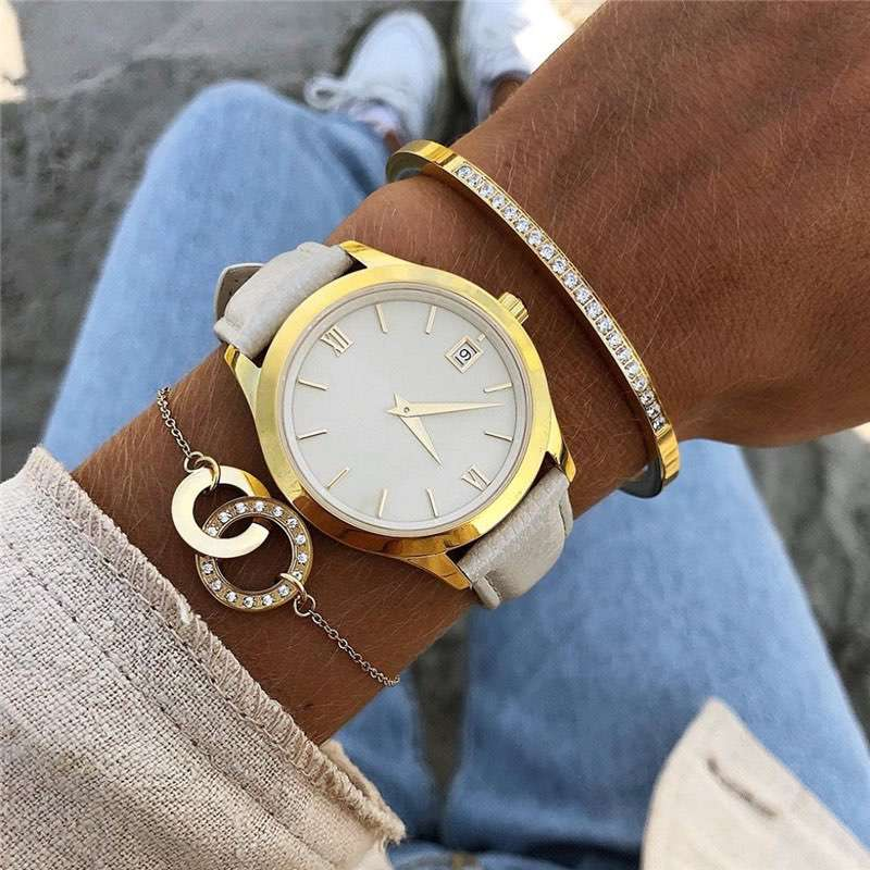 GF-200502 Fashion Watches For Ladies Custom Your LOGO Top Watch Suppliers Shenzhen