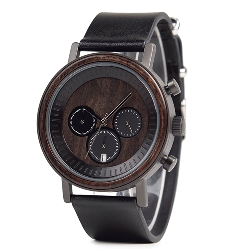 Top 5 Wooden Watch Suppliers China GW-8001 Custom All Kinds Of Wood Watches From Giant Watch Factory