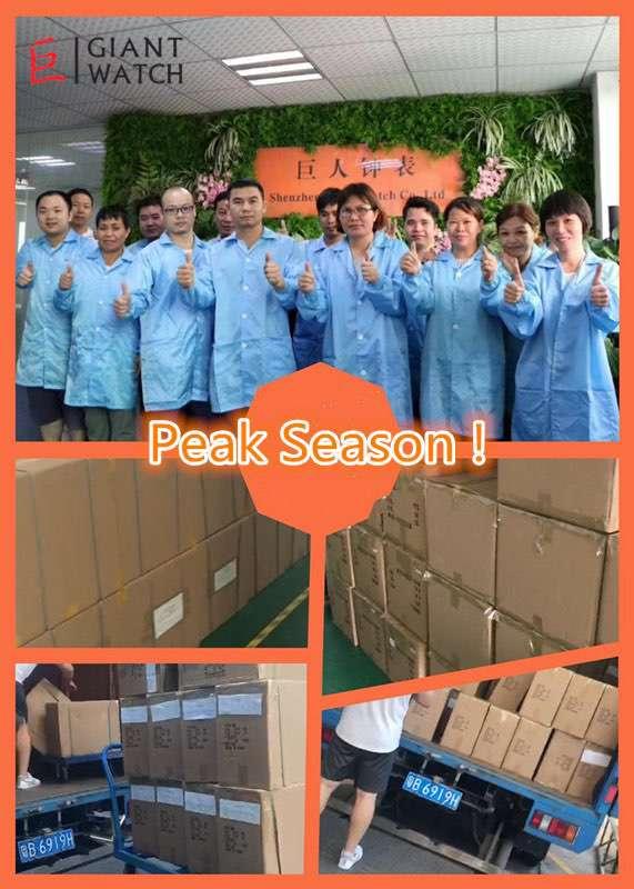 Peak Season!!!