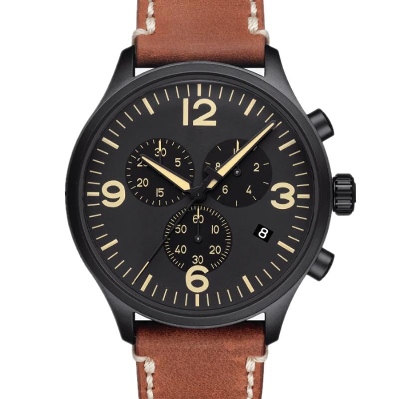 GM-8002 Mens Watches Luxury Style Custom Logo