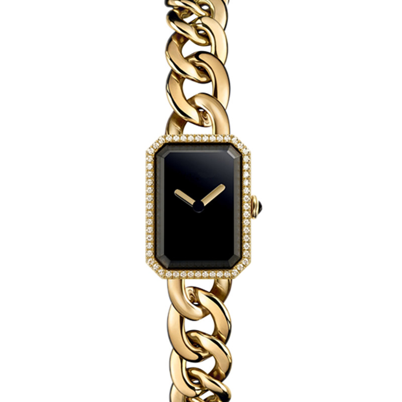 GM-1203 Womens Square Watches Custom LOGO