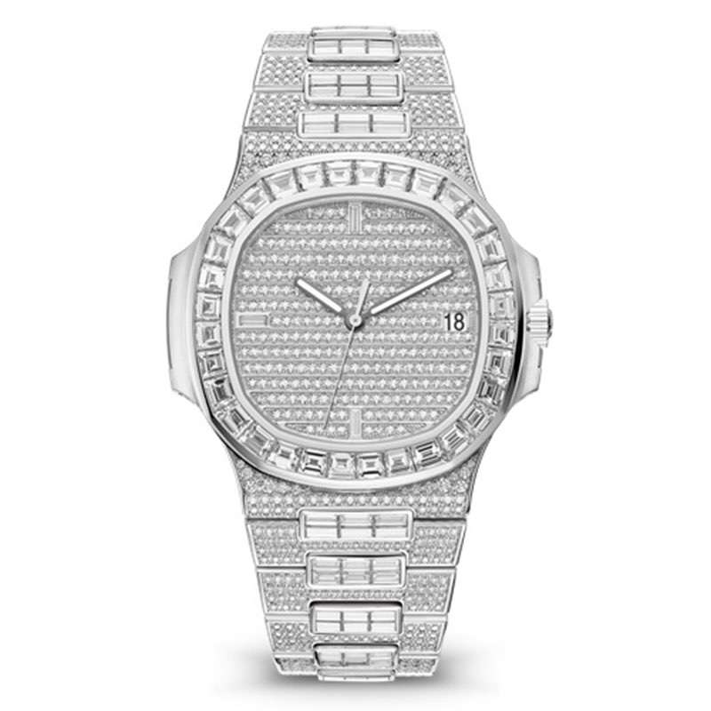 GM-9008 Men Watches Luxury Style Customize Logo Top Watch Suppliers Guangdong