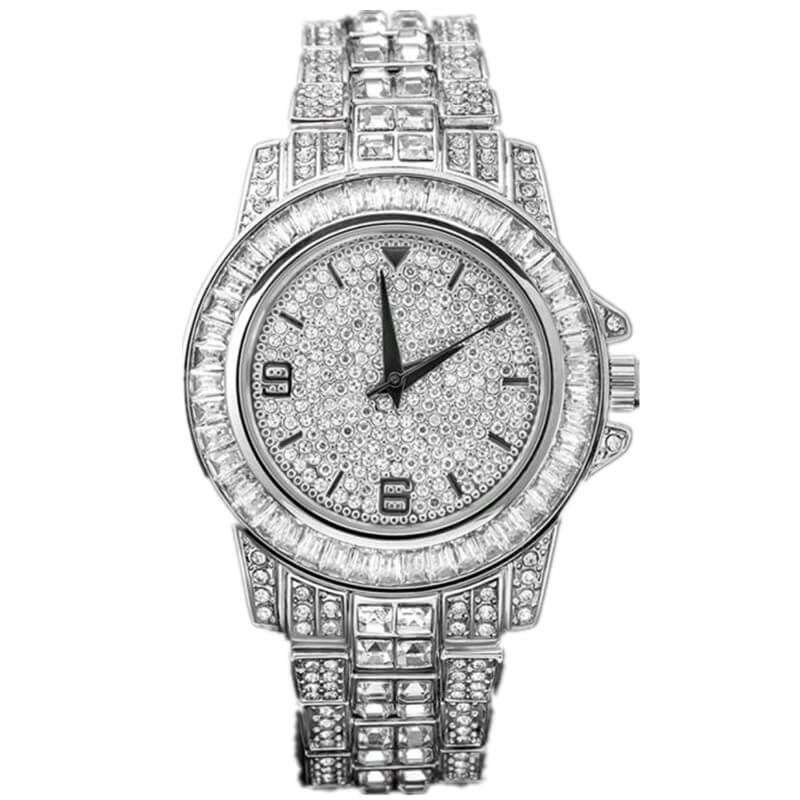 GM-9024 Iced watch Luxury for man