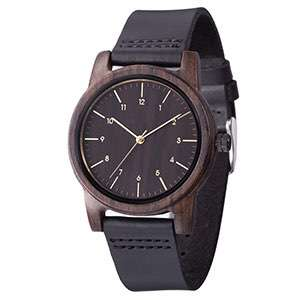 GW-7018 Natural Style Fashion Wooden Watch New Arrival Wood Simple Watch