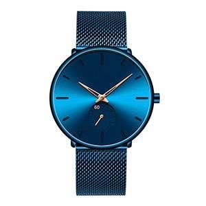 GM-8003 High Quality Fashion Unisex Simple Style Custom Logo Watches