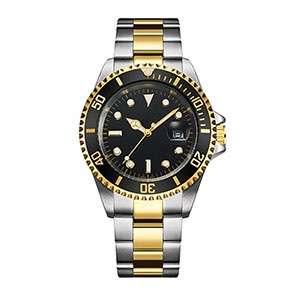 GM-8006 Mens Stainless Steel Luxury Stylish Custom Watch
