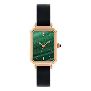 GF-7028 Simple Style Special Ladies Watch With Unique Dial Modern Lady Watch