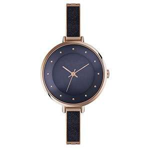 GF-7037 Simple Style Watches Ladies Quartz Slender Band Watch Stainless Steel Watch China Watch Manufacturers