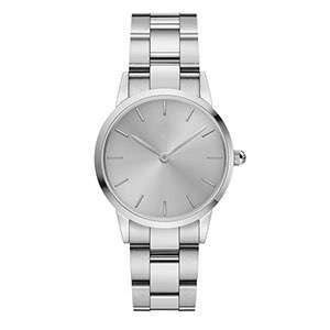 GF-7043 Stainless Steel Sliver Color Cool Watch For Ladies Fashion Watch Manufacturers In China