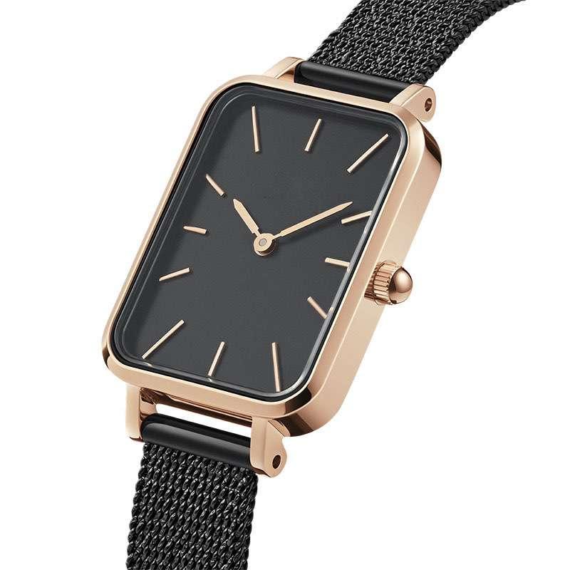 Woman Black Watch