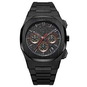 CM-8038 High Quality Chronograph Men Wrist Watches Customized Logo Watches Chronograph Sports Watches Factory