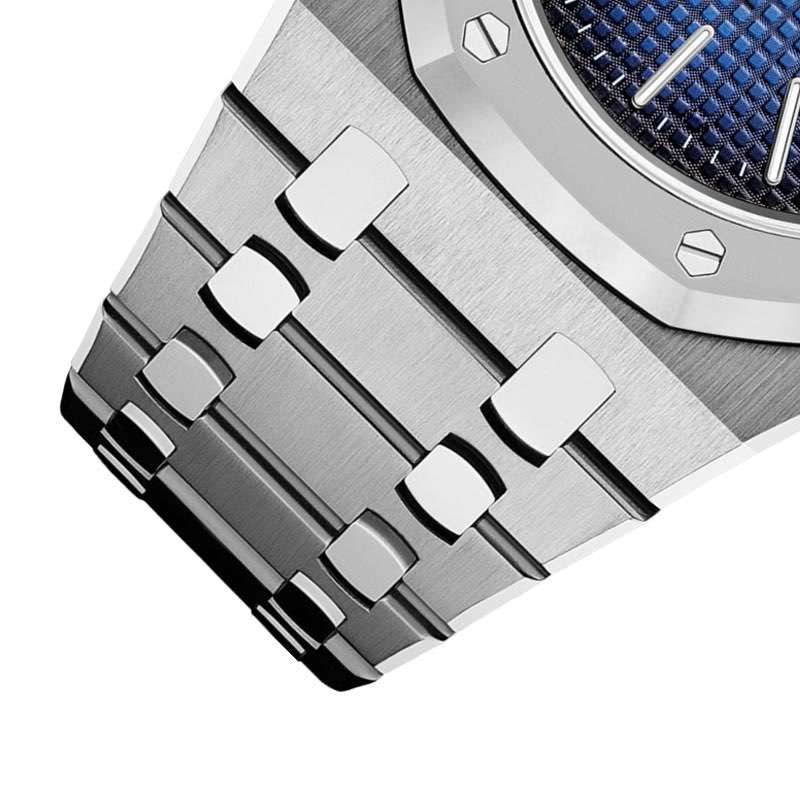 GF-7047 High Quality Case Watch With OilPressure Dial Unisex Watch Wrist Watch Manufacturers In China