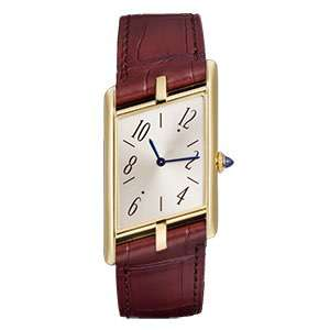 GM-8037 Vintage Business Style Mens Watch Unique Case Shape With Leather Band Custom Mens Watch Factory