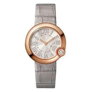 GF-7068 Elegant Round Shape Ladies Watch With Diamond Leather Strap Good Quality China Quartz Watch Factory