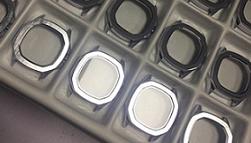 Sapphire Glass Mechanical 316L Stainless Steel Watch