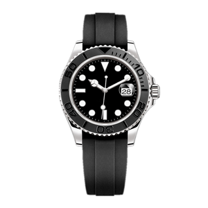 GM-8057 Sports style watch Silicone strap Stainless steel case Men's sports style watch Customize your brand logo High quality watch factory