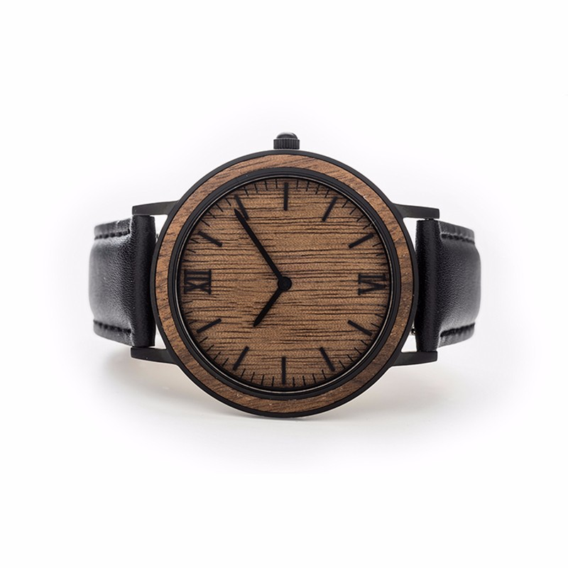 New Model Wood Watch