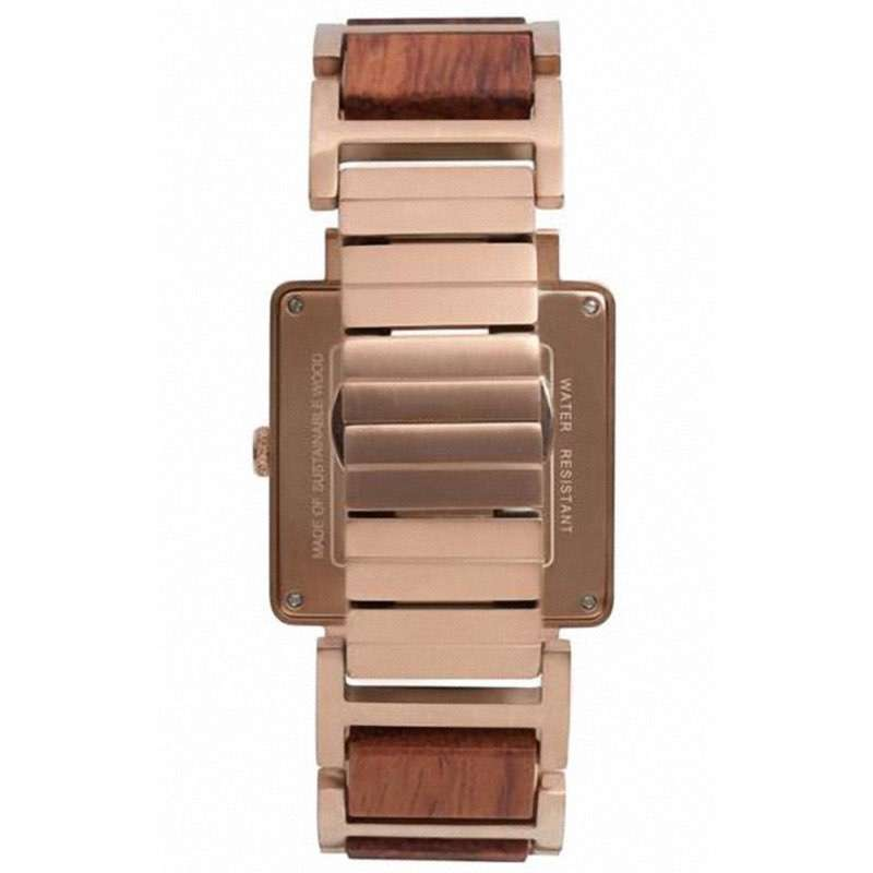 bamboo product watches detail band automatically wood custom