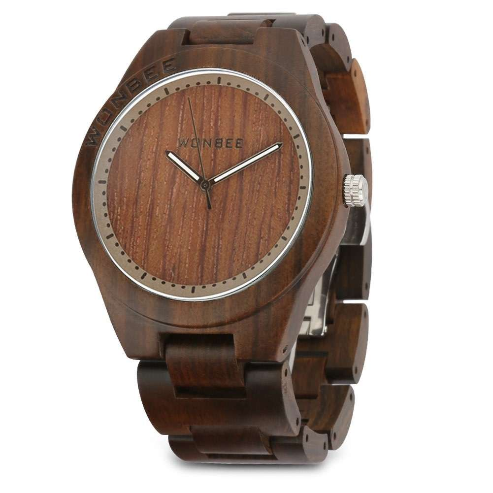 custom men watches hand wood made for sandalwood by grad red crafted engraved watch ambici ebony buy and graduation